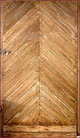 image::herringbone oak door