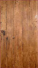 image::oak plank door